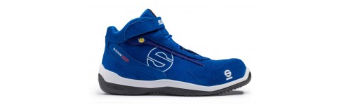 Zapatos seguridad Sparco Racing Evo.