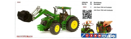 Agricultura (tractores)